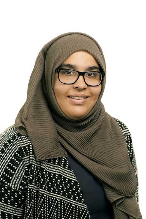 Miss. Ayesha Hussain