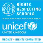 UNICEF Bronze Rights Commited